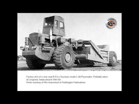 Classic Machines: RG Le Tourneau's L-series Pacemaker