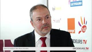 Colloque NPA-Le Figaro 2016 : Philippe Sage, ASTRA FRANCE