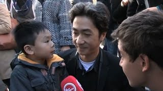 Heartbreaking Video Of Father Explaining Paris Attack To Young Son
