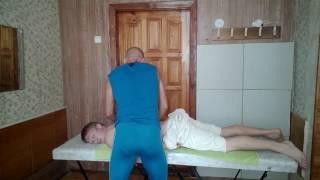 Массаж перед 10.10 Сергей Смелик