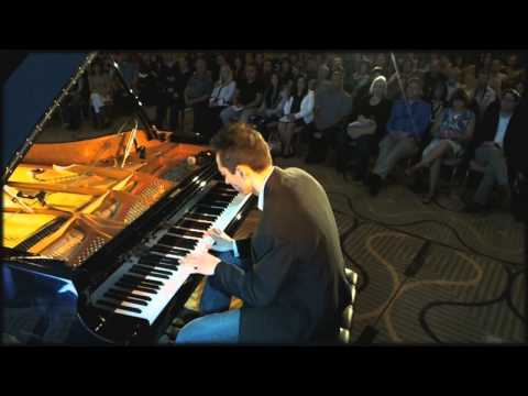 "Joe Yamada ""Imagination"" Live Whisperings Solo Piano Radio All-Star Concert California"
