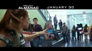 Paramount Pictures: Project Almanac Movie - Payback