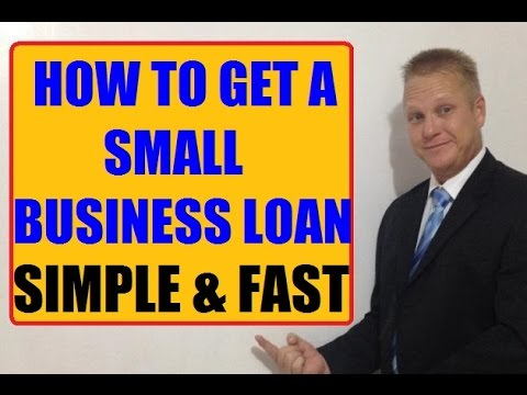 how to get a loan easy