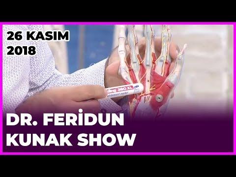 Dr. Feridun Kunak Show - 26 Kasım 2018