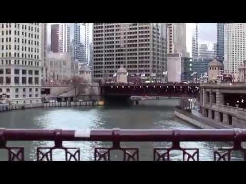 a weekend in chicago.