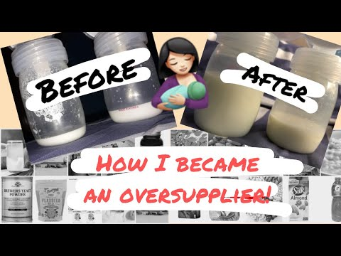 HOW TO INCREASE MILK SUPPLY   THE MOST COMPLETE GUIDE AND HACKS!����