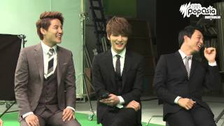 K-Pop's JYJ with SBS PopAsia (Extended Version)