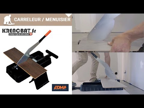 0890 guillotine coupe bardage fibre ciment et parquet straticut edma youtube. Black Bedroom Furniture Sets. Home Design Ideas