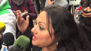 حنان فكري عن «حبس النقيب»: «إهانة لكل صحفيى مصر» (فيديو) | المصري اليوم