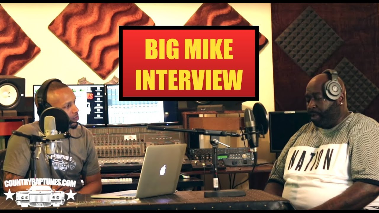 Big Mike Of Geto Boys Talks about Snoop, Rap A Lot, Death Row, Pimp C &  Much More