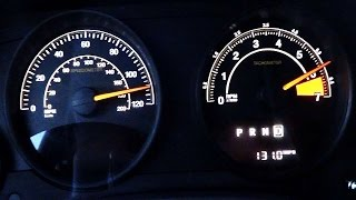 Jeep Compass Acceleration 0-60 and 0-100 test