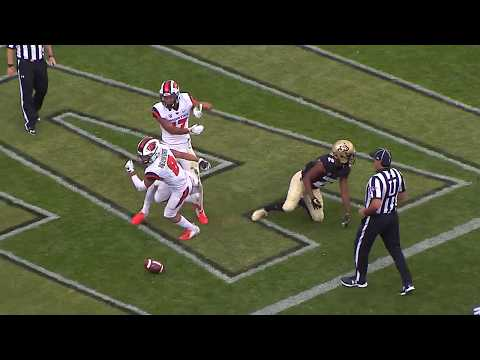 Highlights: Colorado-Oregon State