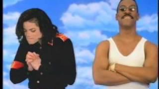 "Michael Jackson and Eddie Murphy ""What"