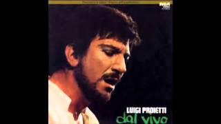 Gigi Proietti:  Barcarolo Romano.