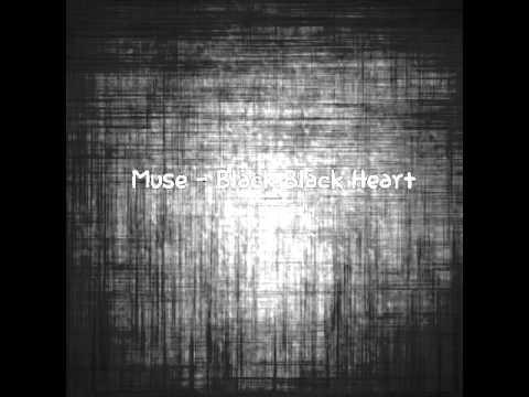 Black Black Heart (lyrics) - Muse cover