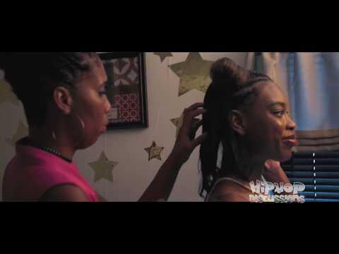 "MC Shan Review's Cambridge Maryland Artist Trackz Musiq's Video ""Ghetto Story"""
