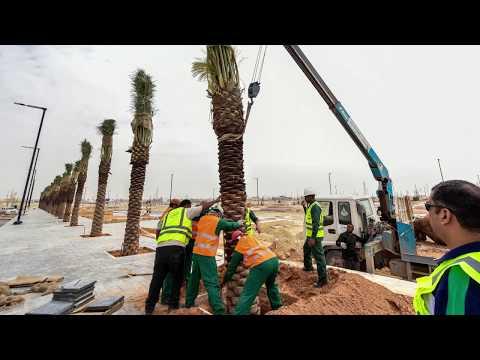 Solidere International - Al Malga Site - Riyadh, by Construction & Planning Co. Ltd. (C&P®)