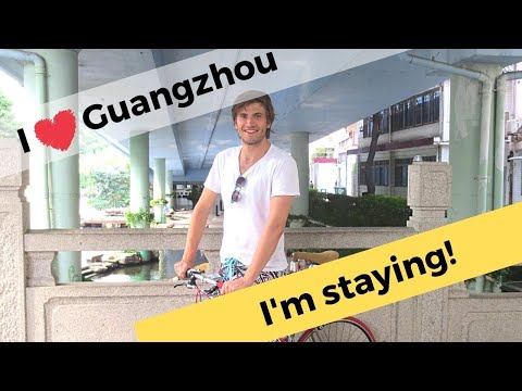 Why I still love living in Guangzhou after 10 years | Why foreigners stay in China?