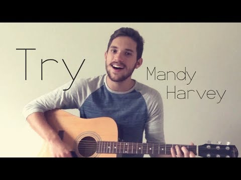 Try  Mandy Harvey   Austin W