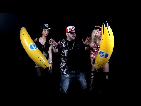 Mc Masu -  Banana , banana (oficial video) HIT