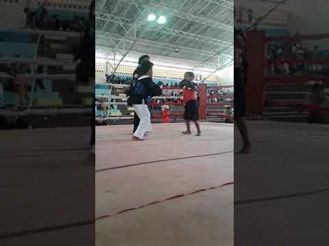 Kenpô Éducatif ... Tsiory vs Tolotra
