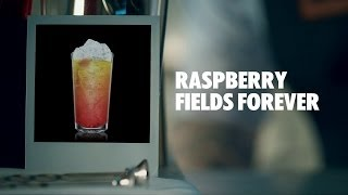 Raspberry Fields Forever Drink Recipe - How To Mix
