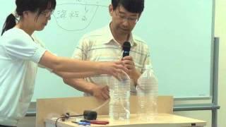 20110706福島市講演 簡易空気清浄機