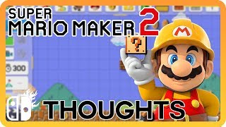 Super Mario Maker 2 - Details & My Thoughts