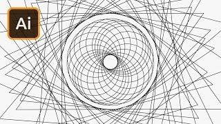Secret Symmetry Mode for Patterns in Illustrator