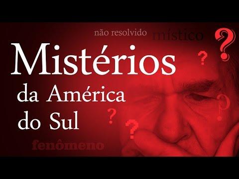 Mistérios Intrigantes da América do Sul - Curiosidades Antigas