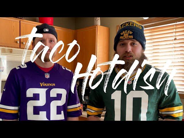 Taco Hotdish and Guacamole | Tailgating Recipe