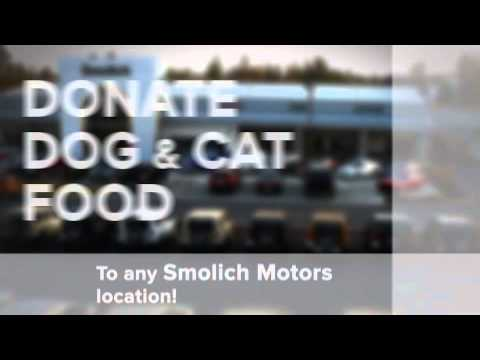 Smolich Motors Humane Society of Central OR Pet Food Assistance Drive 2014