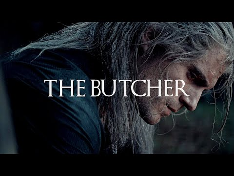 (The Witcher) Geralt Of Rivia || The Butcher