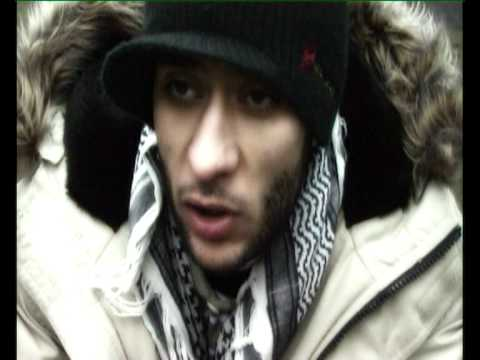 Palestine aka Ledr P - Listen To My Story