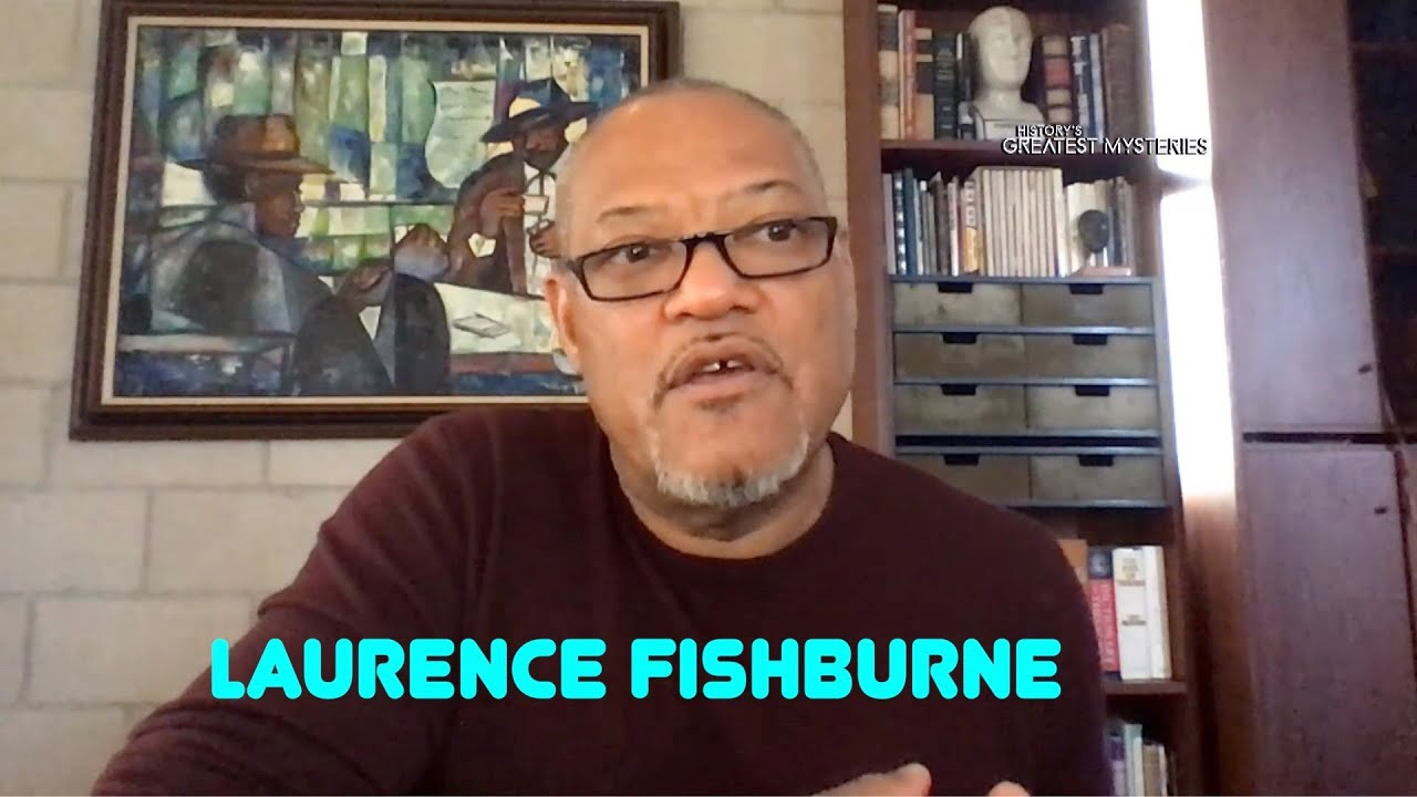 Laurence Fishburne talks about Matrix 4, Histories Greatest Mysteries, favorite role & future roles