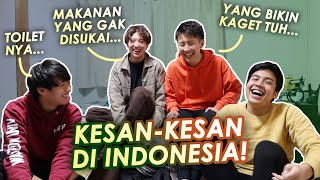 KESAN WASEDABOYS SELAMA DI INDONESIA! CULTURE SHOCK? MAKANAN FAVORIT? DLL