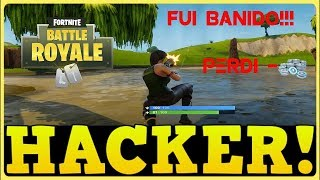Fortnite Hack (I was banned)