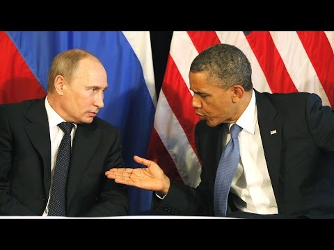 Obama & Putin Spar at U.N.: Will Regime Change in Syria Further Destabilize War-Torn Nation?