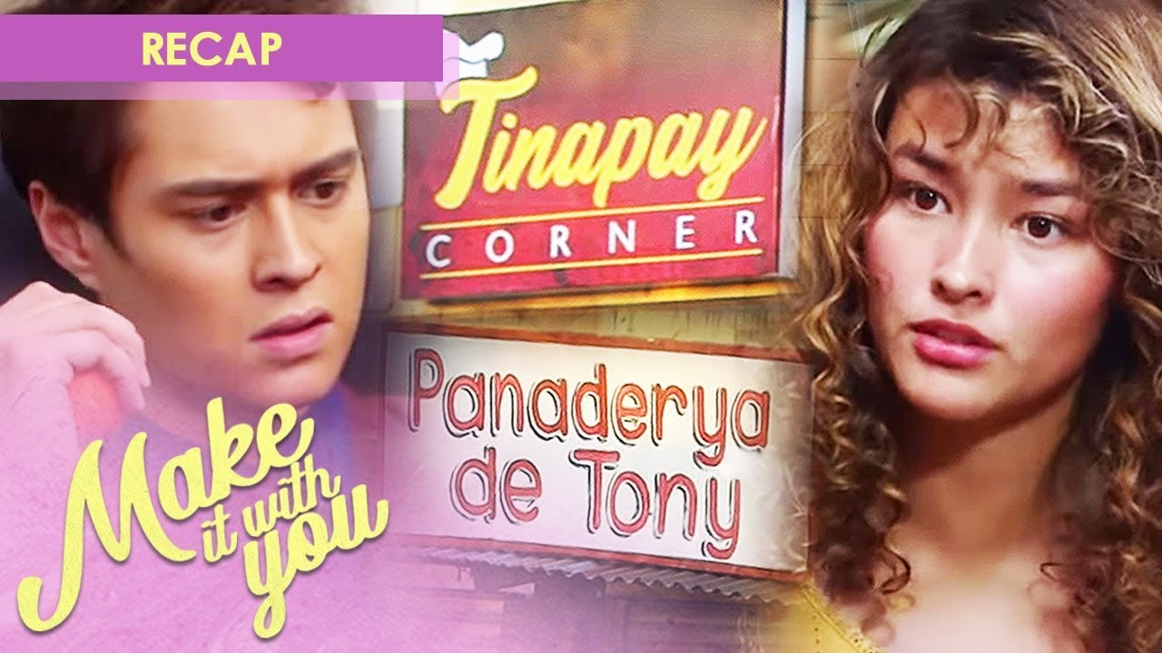 Download Tinapay Corner and Panaderia de Tony's competition begins | Make It With You Recap (With Eng Subs)