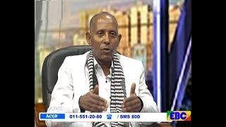 Ethiopian Comedy: Interview with artist Asress Bekele 2017
