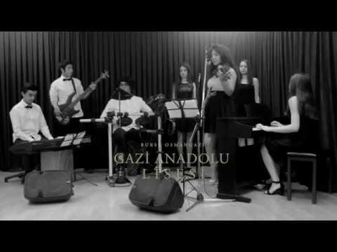 Bursa Gazi Anadolu Lisesi Tanıtım Filmi