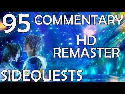Final Fantasy X HD Remaster - 100% Commentary Walkthrough - Part 95 - Monster Capturing Summary