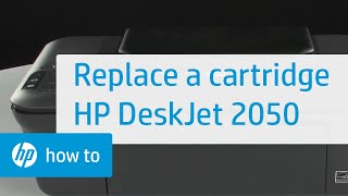 Replacing a Cartridge - HP Deskjet 2050 All-in-One Printer(Don't know which cartridge you need? Visit http://www.suresupply.com. Learn how to replace a cartridge in the HP Deskjet 2050 All-in-One printer (J510a, ..., 2011-08-16T20:16:43.000Z)
