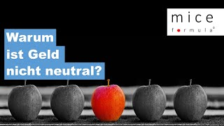 Warum ist Geld nicht neutral?