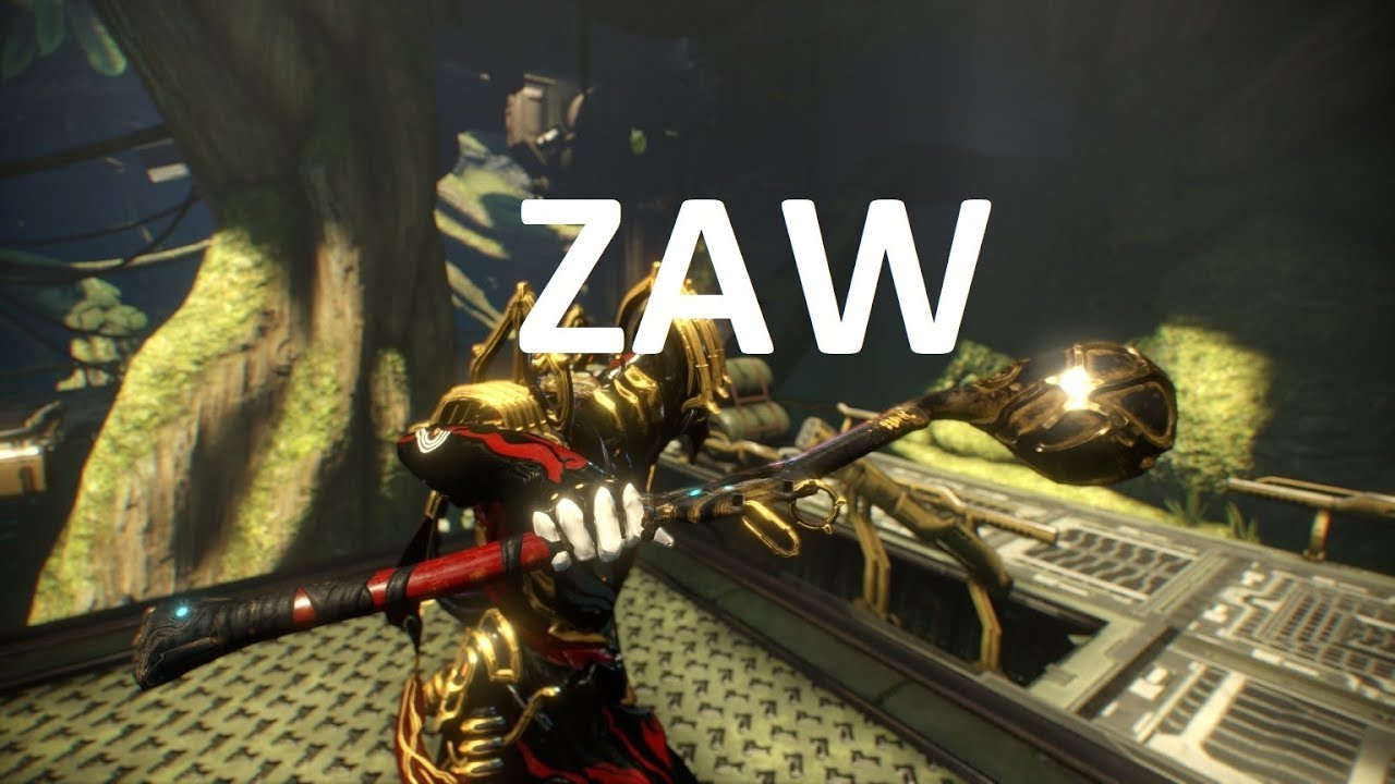 Image result for Warframe Zaw Weapon Guide