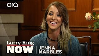 Jenna Marbles Chats #SexualWednesday, Kermit The Dog and 'Smosh: The Movie'