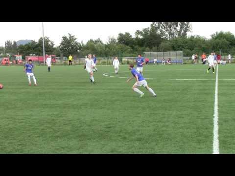 3.7.2014 Fragaria Cup U14: KAC Jednota Košice - Lev Yashin FC Kiev (UA) 10:0 (3:0) I.polčas