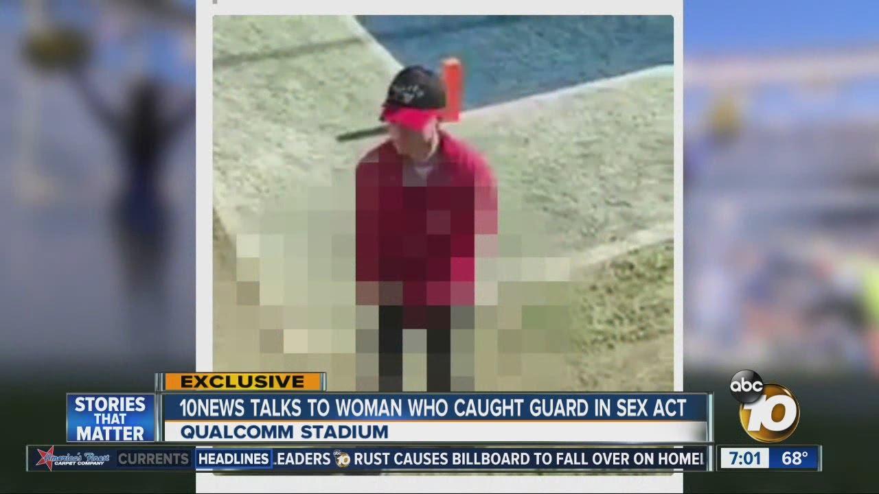 Security Guard Sex Video