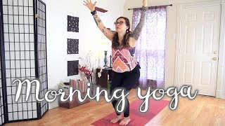 Morning Yoga - 10 Minute Boost of Energy Flow