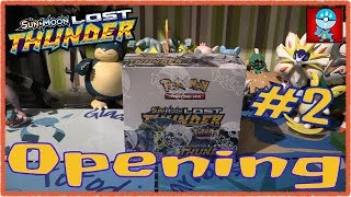 Pokemon TCG: SM8: Sun & Moon: Lost Thunder: Booster Box #2